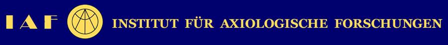 IAF - Institut für Axiologische Forschungen